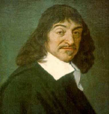 笛卡儿 RenéDescartes,1596 1650