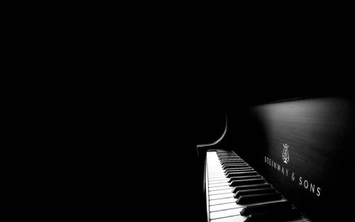 我等候你钢琴曲谱