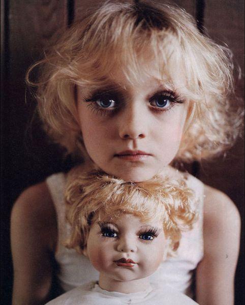 小时候像个洋娃娃.-贴图区2011-论坛-小荷作文网